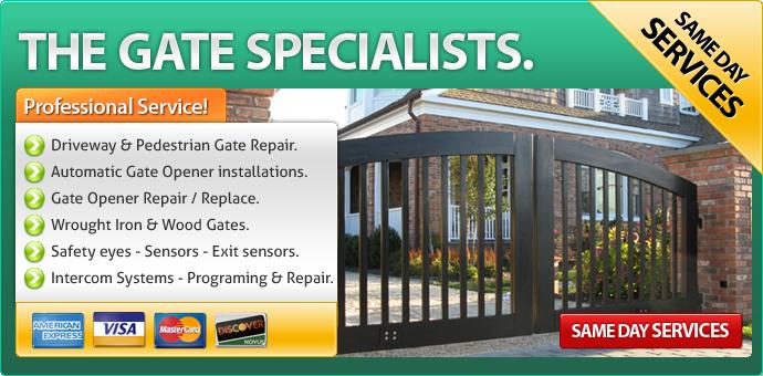 Gate Repair Spring Valley CA